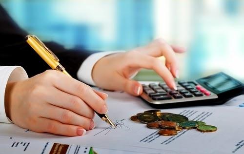 Cách lập bảng cân đối kế toán