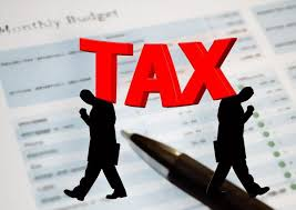 kê khai thuế