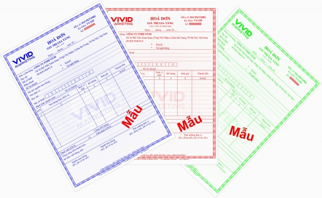 hóa đơn điều chỉnh