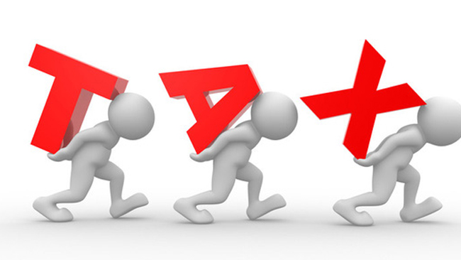Cách tính thuế nhà thầu nước ngoài theo phương pháp kê khai