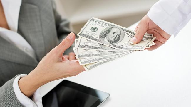 Nguyên tắc kế toán thu tiền của khách hàng