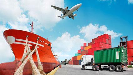 xuất khẩu bằng đường biển