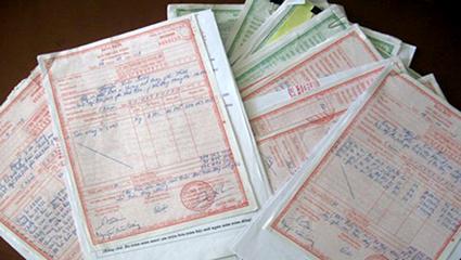 Cách viết hóa đơn