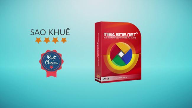 Phần mềm kế toán doanh nghiệp MISA SME.NET