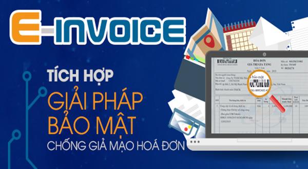 Phầm mềm hóa đơn điện tử E-Invoice