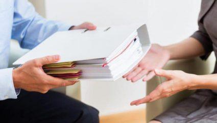 bàn giao công tác kế toán