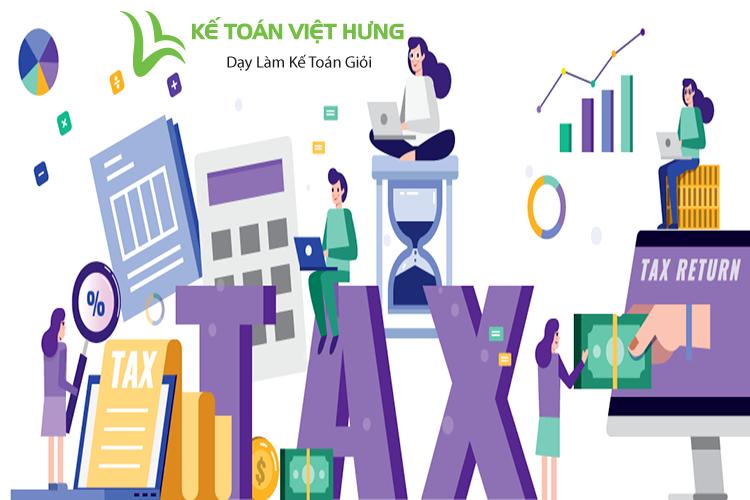 đăng ký kê khai thuế qua mạng