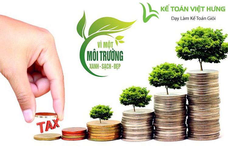 thuế suất thuế bảo vệ môi trường