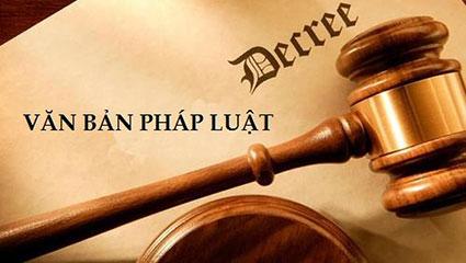 văn bản pháp luật mới nhất