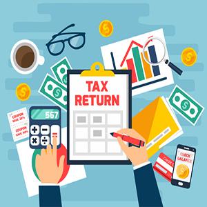 học thực hành kê khai báo cáo thuế