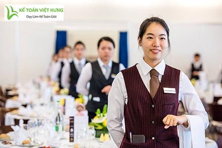 học kế toán tổng hợp nhà hàng khách sạn