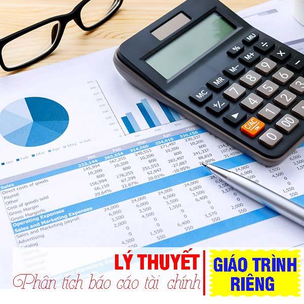 phân tích báo cáo tài chính