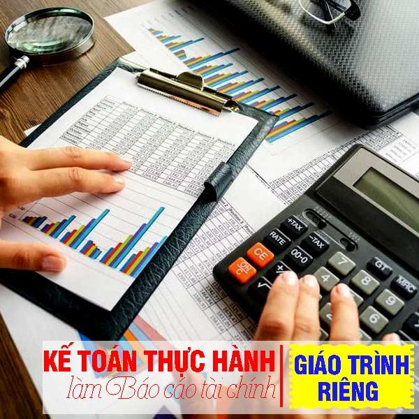 học kế toán