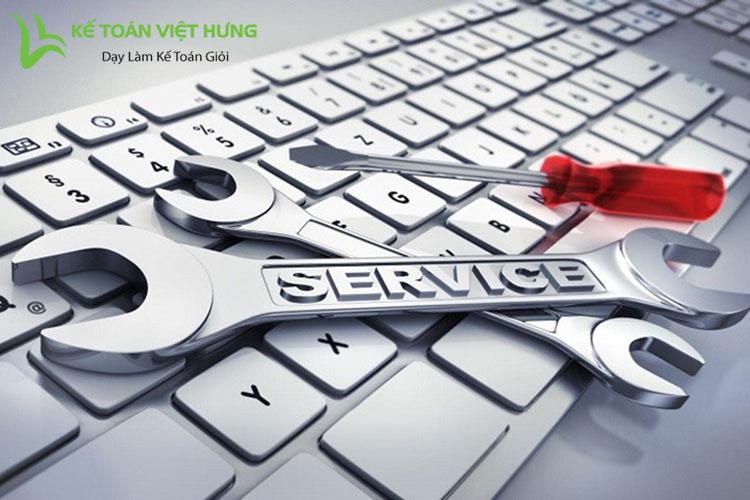 hợp đồng dịch vụ kế toán