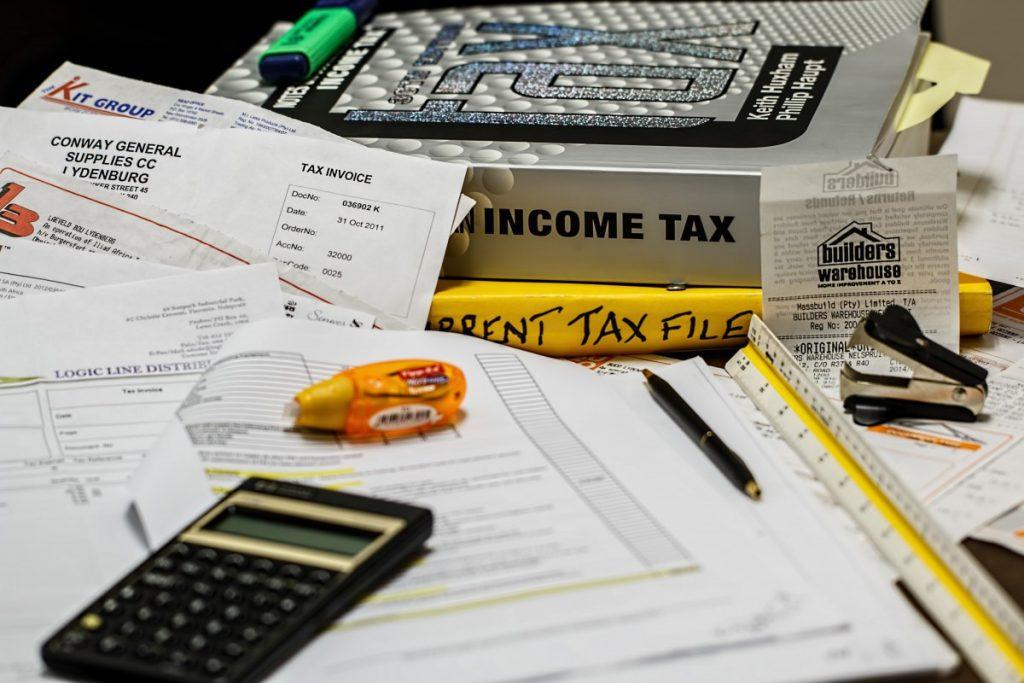 bộ hồ sơ quyết toán thuế