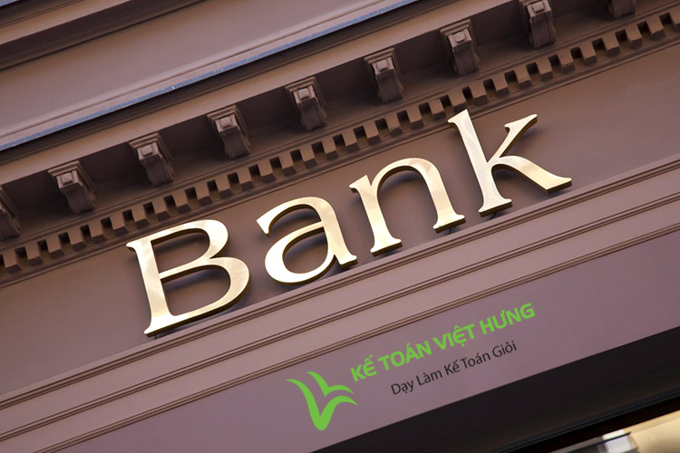 hạch toán vay vốn ngân hàng