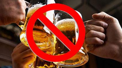 xử phạt uống rượu bia khi tham gia giao thông