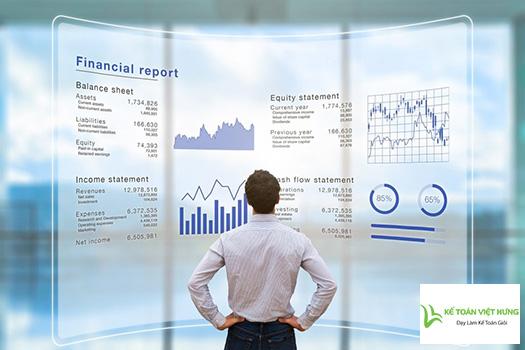 sai báo cáo tài chính