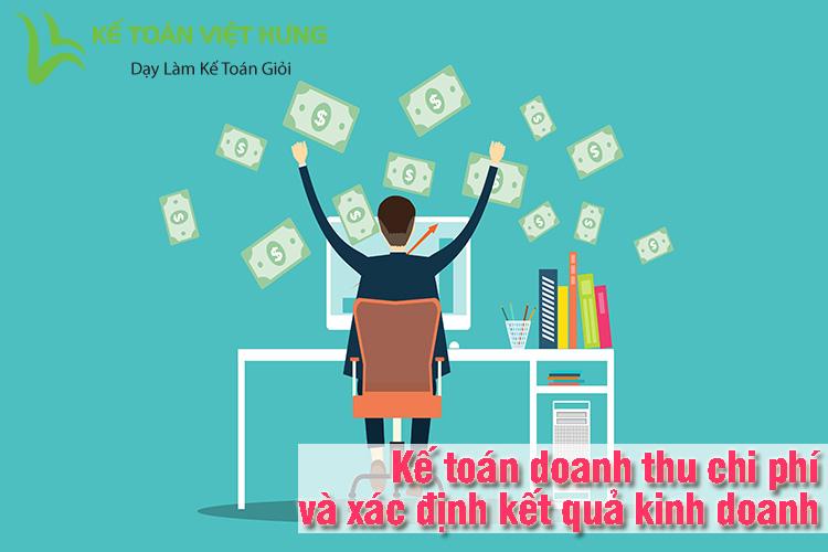 kế toán doanh thu chi phí