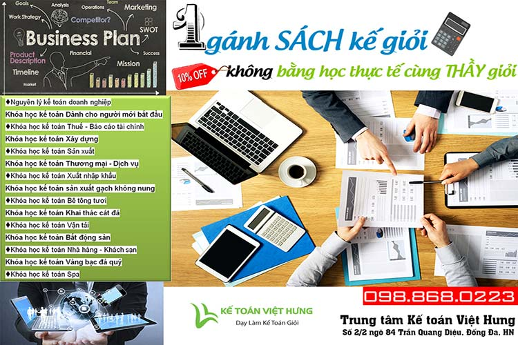 hvc kế toán online