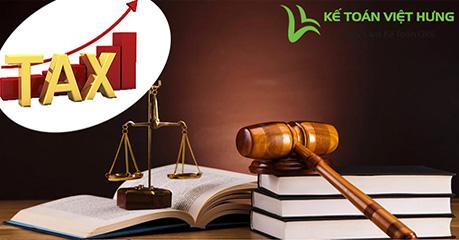 luật quản lý thuế 2019