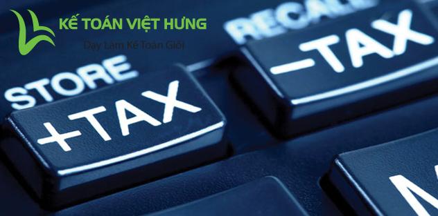 kế toán thuế ngành giáo dục