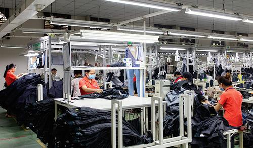 kế toán sản xuất ngành may mặc
